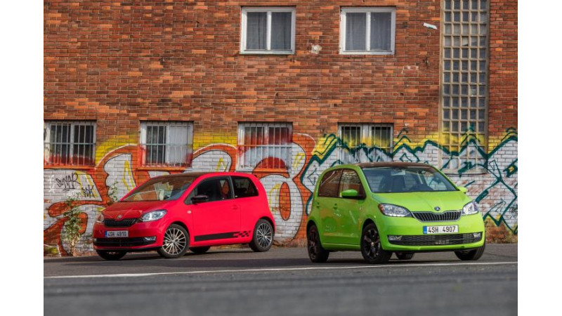 2018 Skoda Citigo unveiled