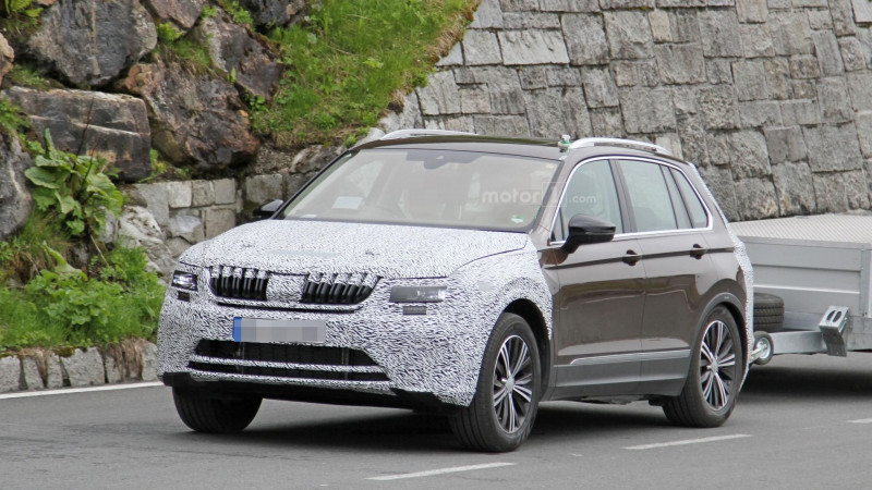 Skoda to unveil next generation Yeti in 2017