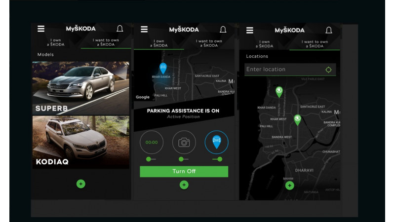 All you need to know about the updated MySkoda App