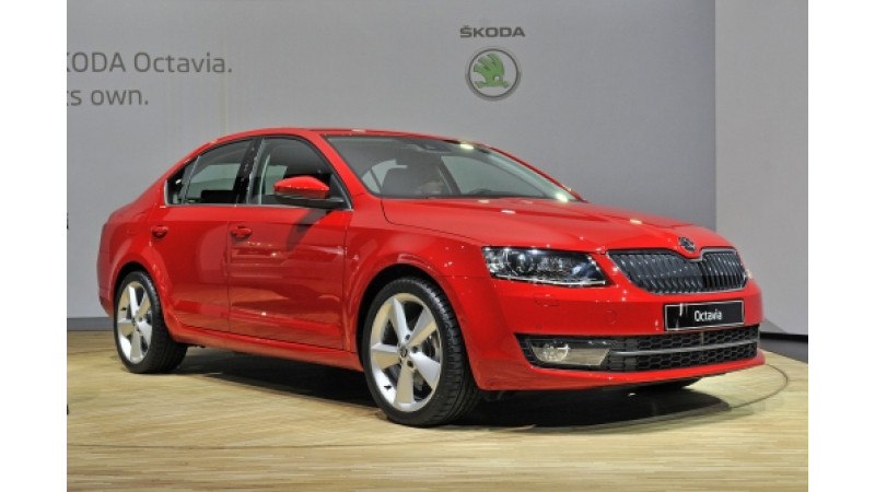 Launch of 2013 Skoda Octavia seems around the corner