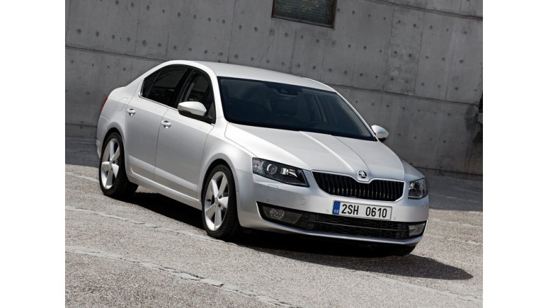 New Skoda Octavia expected to stiffen competition among mid-size sedans