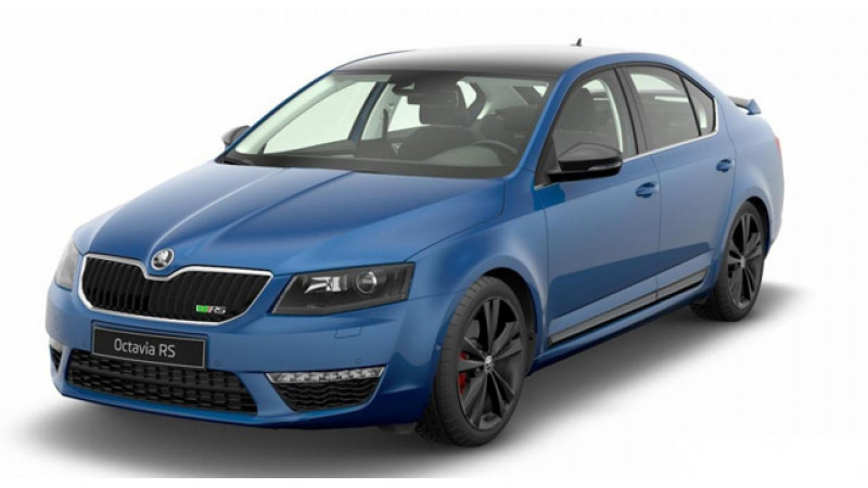 Skoda Octavia vRS unveiled; to be launched in India
