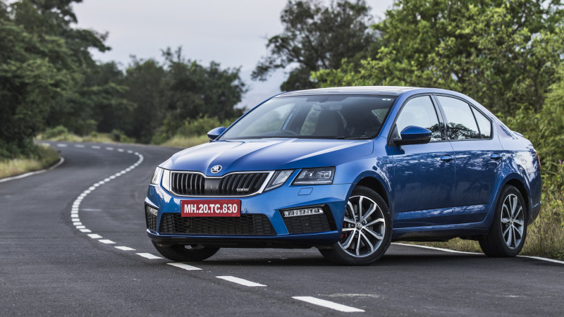 New generation Skoda Octavia RS sold out for 2017 in India