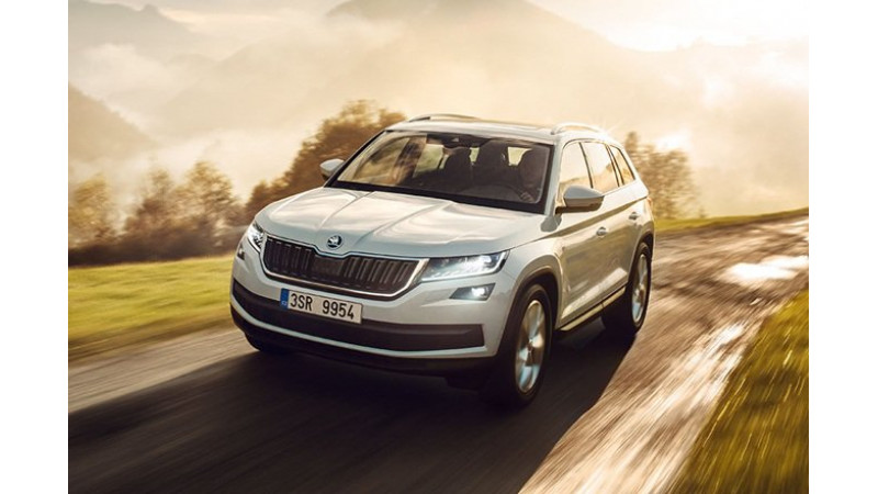 Skoda Kodiaq to be revealed on 10 August in India
