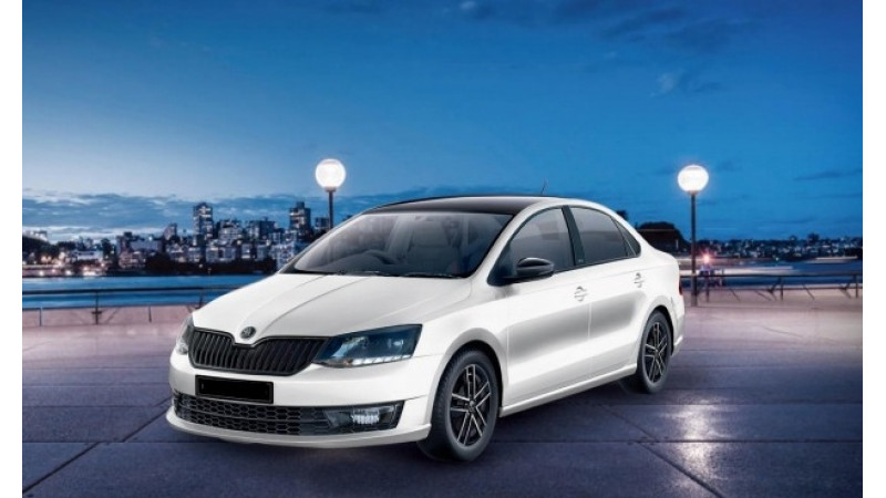 Skoda dealers reveal prices of the Rapid Edition X