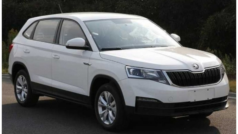 Skoda Kamiq crossover to debut in China in April
