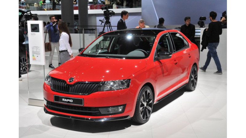 Skoda Rapid Monte Carlo edition launch confirm for next week