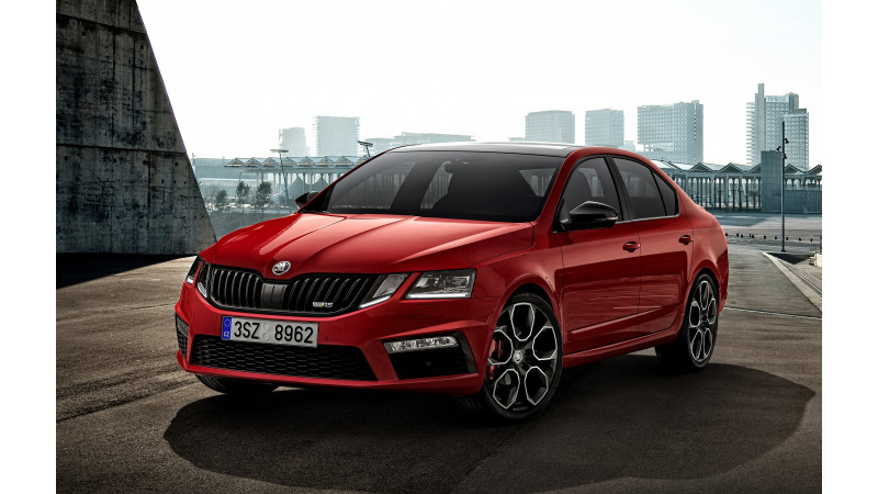 Skoda has revealed the most powerful version of Octavia ever