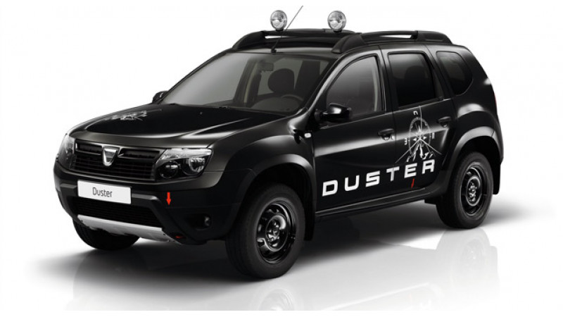 Special Duster Adventure Edition showcased by Dacia at '13 Geneva Motor Show