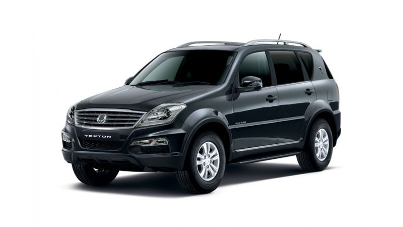 SsangYong records promising growth in Korean and international auto markets