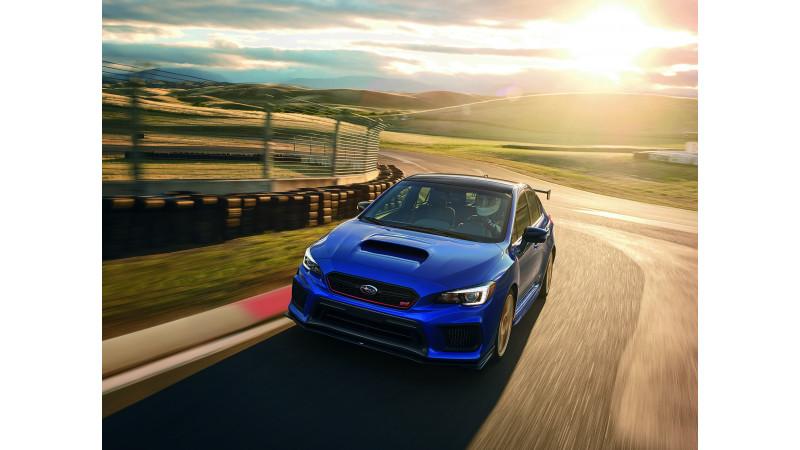 Subaru reveals limited edition BRZ tS and WRX STI Type RA