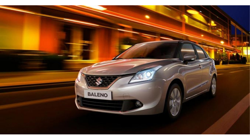 Maruti Suzuki Baleno - List of accessories for personalization