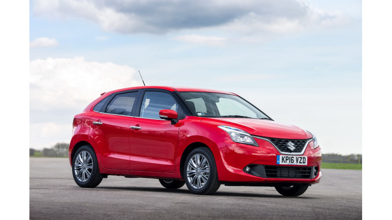 Suzuki launches made-in-India Baleno in the UK
