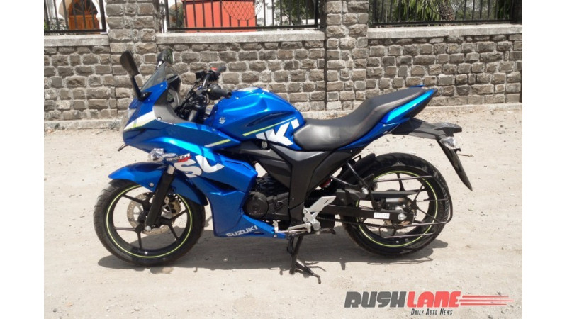suzuki gixxer 155 can be converted to gixxer sf for additional cost of up  to rs 15,000