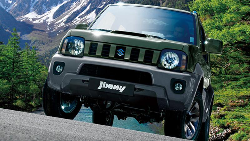 Suzuki Indonesia may launch the Jimny in 2016