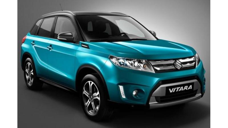 New Suzuki Vitara SUV is India-bound