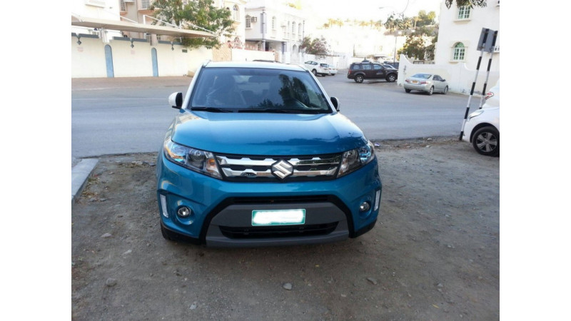 Suzuki Vitara likely to be launched in Oman soon