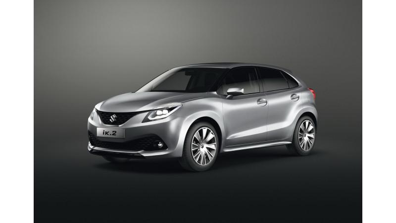 Suzuki iK-2 premium hatchback unveiled; will also come to India