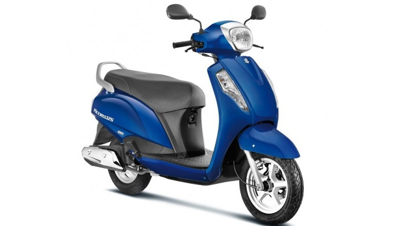 Suzuki launches new Access 125 in India at Rs 53,887