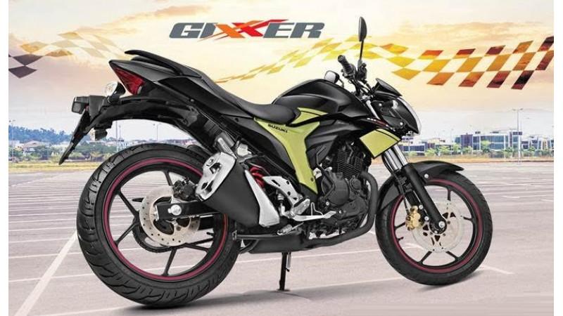 Suzuki to launch Gixxer rear disc brake variant on April 15