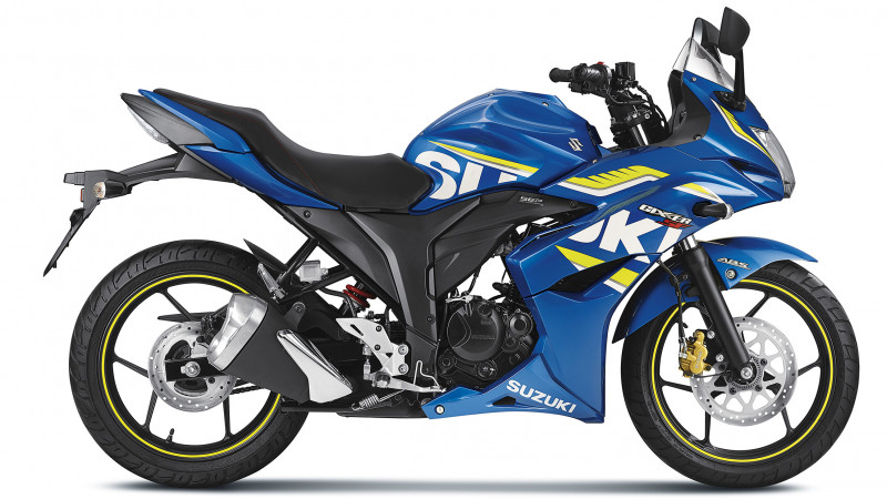 Suzuki Gixxer SF now available with ABS