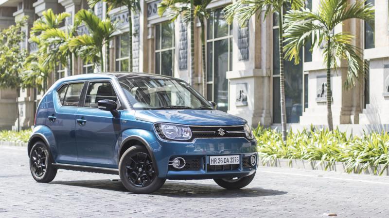 Maruti Suzuki Ignis receives over 10,000 bookings