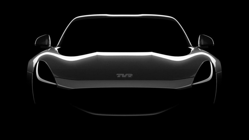 TVR likely to revive Griffith moniker for new V8 sports car