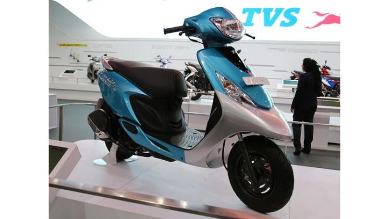 Battle Between Popular Scooters Tvs Zest Vs Honda Activa I Vs