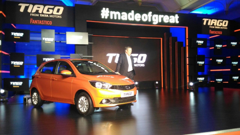 Tata to ramp up production of Tiago to meet 20,000 units demand since launch