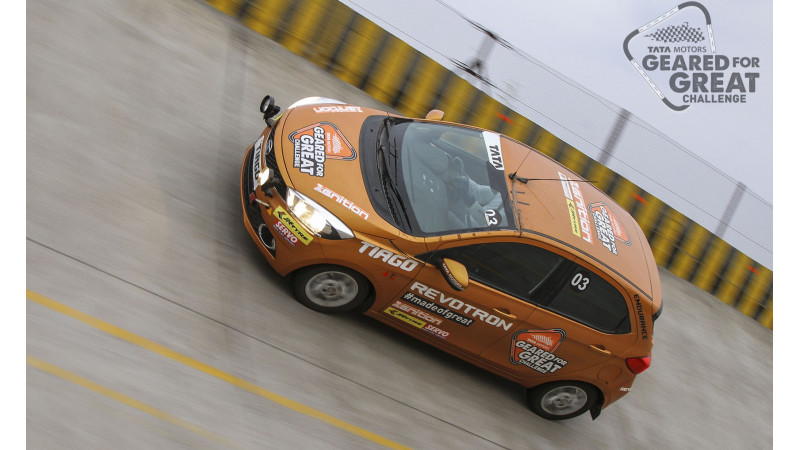 Tata Tiago, Zest and Bolt set new records in 18-day non-stop drive