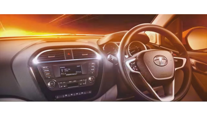 Tata Motors showcases Zica hatchback interiors
