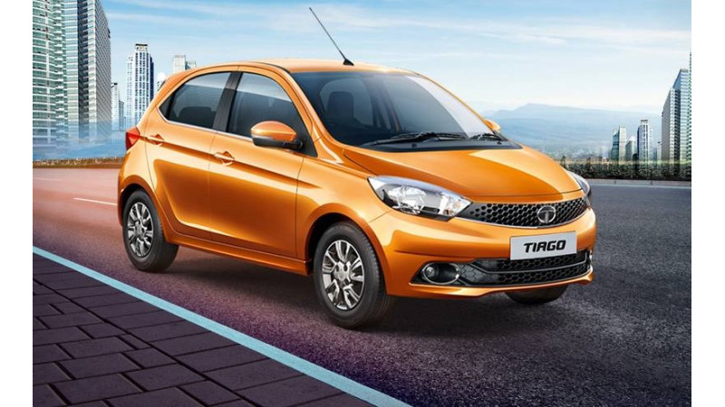 Tata Tiago Production starts at Sanand facility