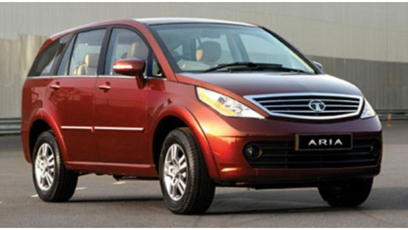 Tata Motors offers cash discount up to Rs. 2.5 lakhs on Aria