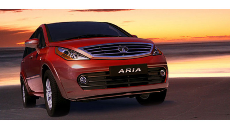 Tata planning Aria facelift for Indian auto market