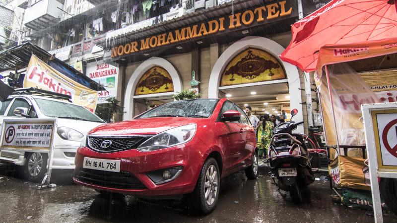 An Eid feast guide in Mumbai with the Tata Bolt