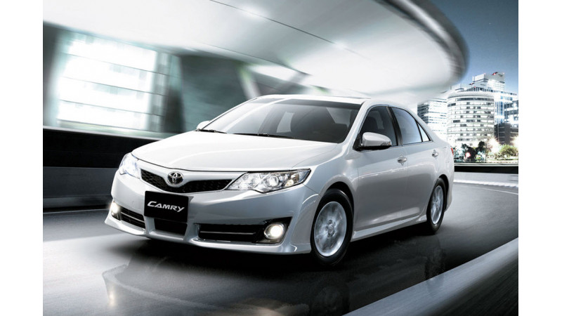 Toyota Camry Hybrid likely to hit the Indian market by 2013 end