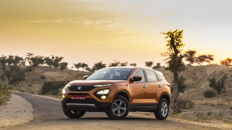 Tata to launch the Harrier in India on 23 January
