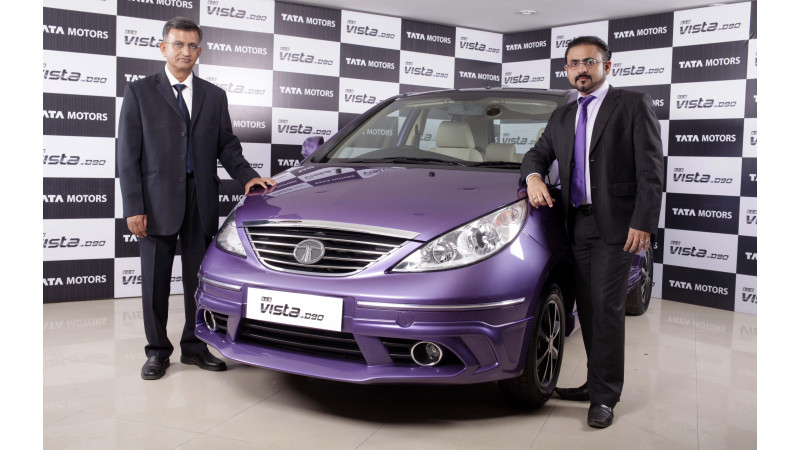 Tata Indica Vista D90 officially launched in Nepal