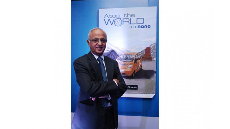 Tata Motors' passenger vehicle business looking at 3 per cent growth