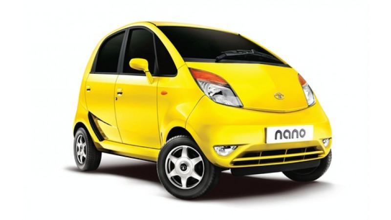 Tata Nano production slashed by 80 percent