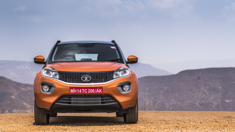 Tata Nexon XMA variant launched in India at Rs 7.50 lakhs