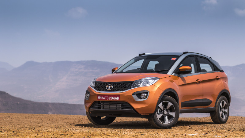 Tata Nexon AMT soon to be introduced in lower variants