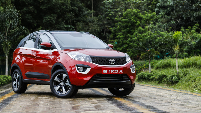 Tata Nexon India launch tomorrow