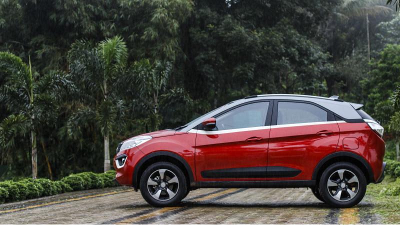 Tata Nexon XZ variant now available in India