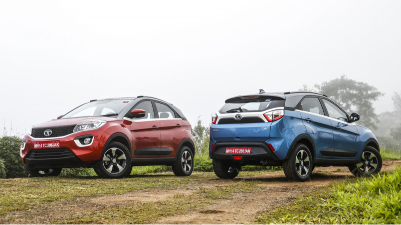 Tata Nexon now available in India at Rs 5.85 lakhs