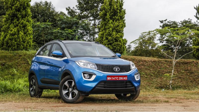 Tata Nexon variants detailed
