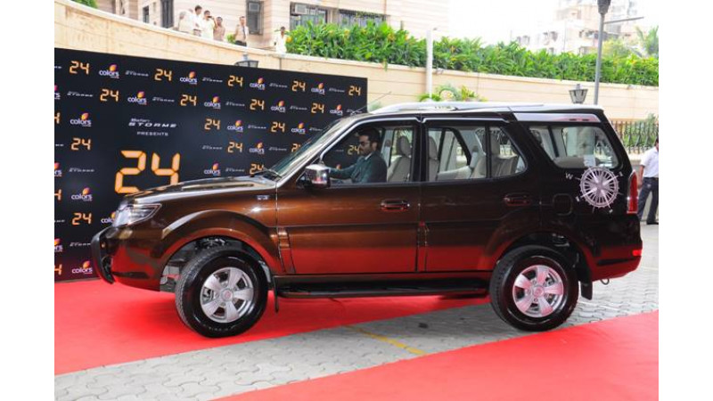 Anil Kapoor to drive Tata Safari Storme Explorer Edition in TV Series 24