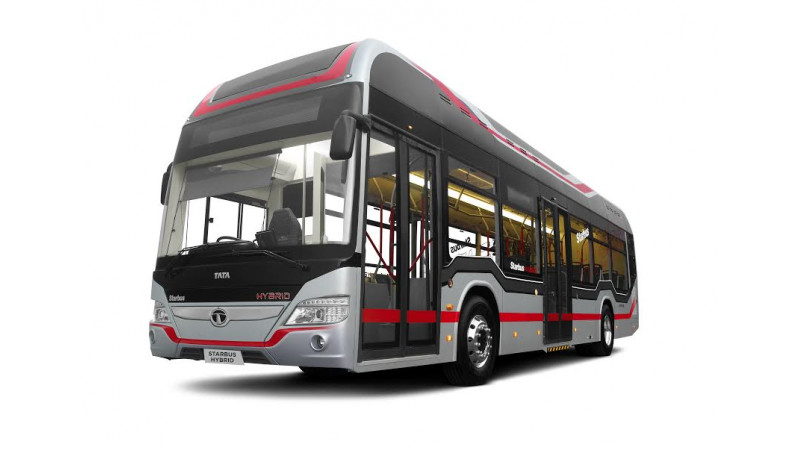 Tata Motors announces launch of Hybrid and Electric busses