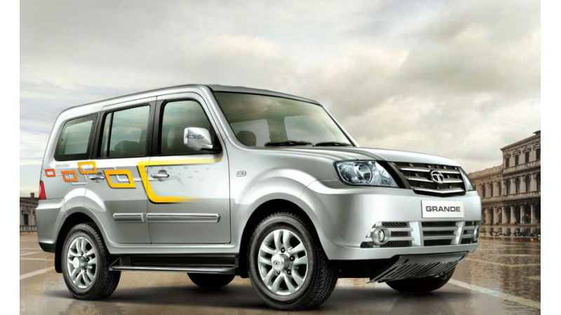 Tata Sumo Grande likely to get a new avatar before the end of 2013