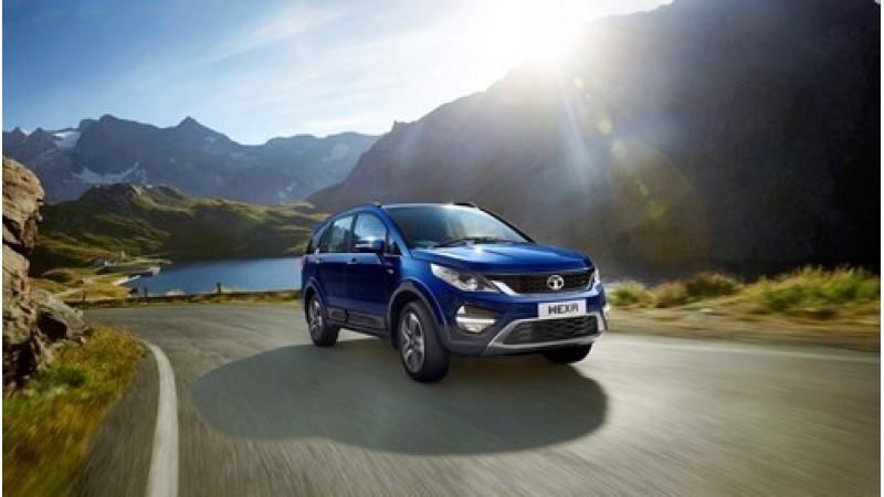 Booking for Tata Hexa commences from November 1